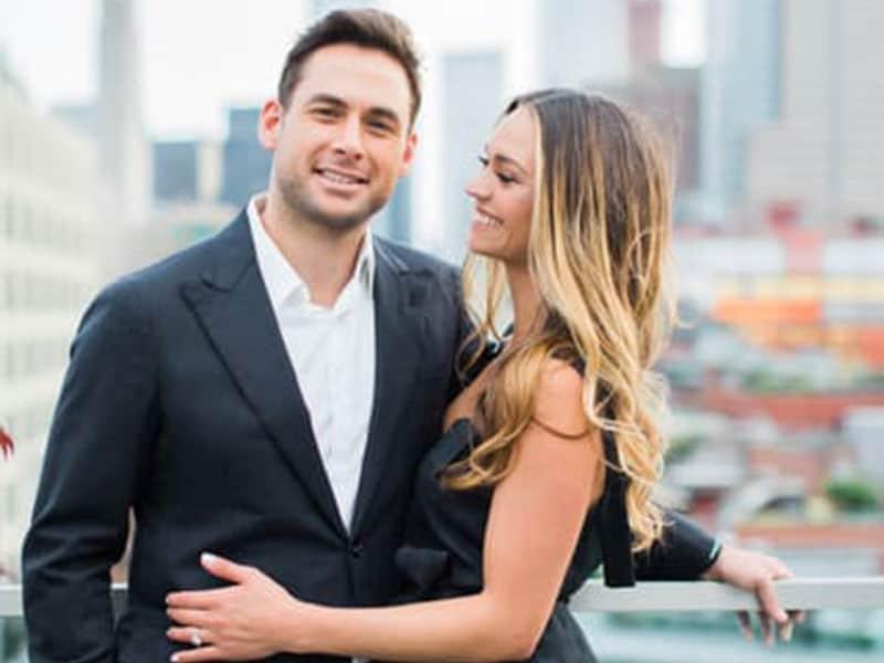 Tribeca Shoot – Kim and Patrick